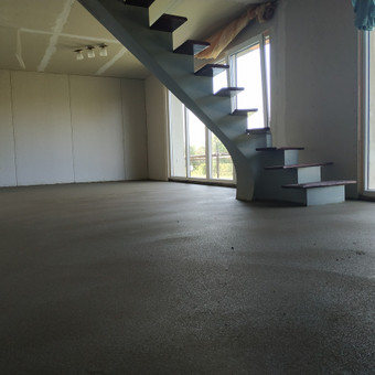 Grindų betonavimas / Šildomų grindų betonavimas / Dangiras / Darbų pavyzdys ID 593673