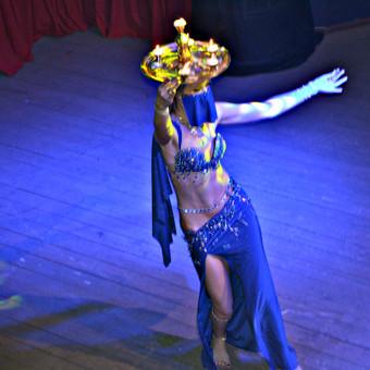 """Rytietiškų pilvo šokių šou grupė """"Lukum"""" Jūsų šventei. / Dėl pasirodymo / Darbų pavyzdys ID 594199"""
