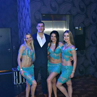 """Rytietiškų pilvo šokių šou grupė """"Lukum"""" Jūsų šventei. / Dėl pasirodymo / Darbų pavyzdys ID 594209"""