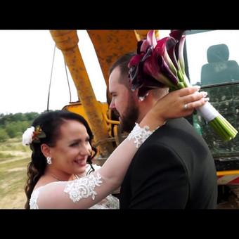 Vestuvių bei kitų renginių videografo paslaugos / Viktoras Vizgaitis / Darbų pavyzdys ID 594409