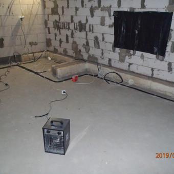 Elektros montavimo darbai. / Marius Ž. / Darbų pavyzdys ID 594439