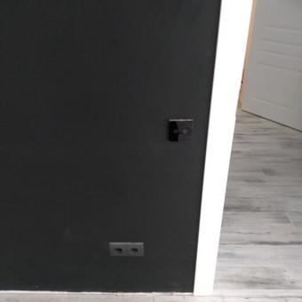 Elektros montavimo darbai. / Marius Ž. / Darbų pavyzdys ID 594451