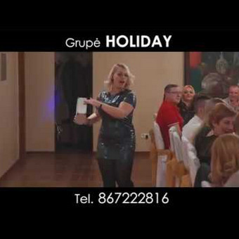 """Grupė """"Holiday"""" / HOLIDAY / Darbų pavyzdys ID 595403"""