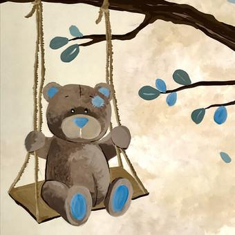Piešiniai ant sienų/sienų tapyba / Laura Jakutiene / Darbų pavyzdys ID 595685