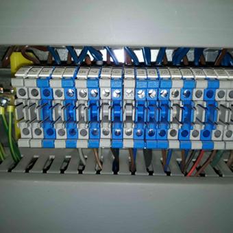 Apsaugos, elektros, video stebėjimo sistemos / UAB / Darbų pavyzdys ID 596263