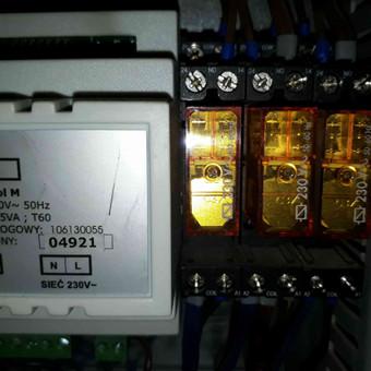 Elektros darbai / Namų instaliacijos / Darbų pavyzdys ID 596269