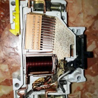 Elektros darbai / Namų instaliacijos / Darbų pavyzdys ID 596277