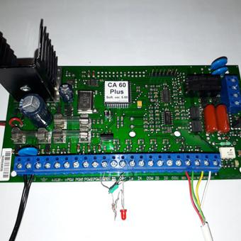 Apsaugos, elektros, video stebėjimo sistemos / UAB / Darbų pavyzdys ID 596433