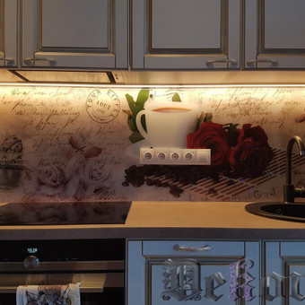 """Virtuviniai stiklai - UAB """"DEKOR8"""" / UAB """"DEKOR8"""" / Darbų pavyzdys ID 596531"""