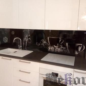 """Virtuviniai stiklai - UAB """"DEKOR8"""" / UAB """"DEKOR8"""" / Darbų pavyzdys ID 596579"""