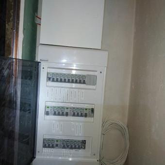 Elektrikas 860001840 Šiauliai / Pavelas / Darbų pavyzdys ID 598211