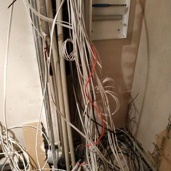 Elektrikas 860001840 Šiauliai / Pavelas / Darbų pavyzdys ID 598209