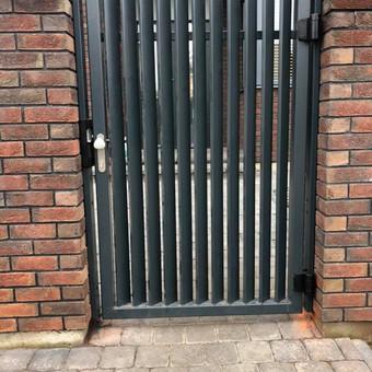 """Visų tipų tvoros ir vartai. Projektavimas, gamyba-montavimas / UAB """"Tvoras"""" / Darbų pavyzdys ID 598235"""