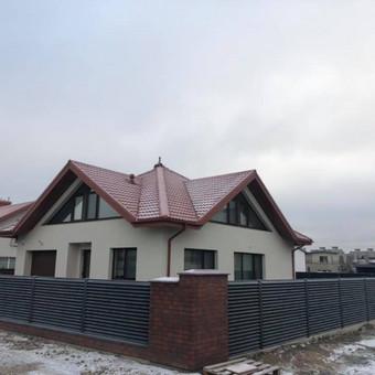 """Visų tipų tvoros ir vartai. Projektavimas, gamyba-montavimas / UAB """"Tvoras"""" / Darbų pavyzdys ID 598237"""