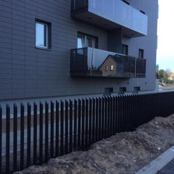 """Visų tipų tvoros ir vartai. Projektavimas, gamyba-montavimas / UAB """"Tvoras"""" / Darbų pavyzdys ID 598243"""