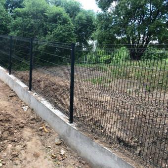 """Visų tipų tvoros ir vartai. Projektavimas, gamyba-montavimas / UAB """"Tvoras"""" / Darbų pavyzdys ID 598247"""
