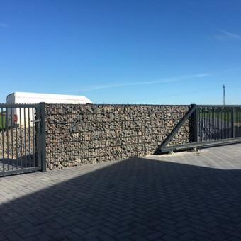 """Visų tipų tvoros ir vartai. Projektavimas, gamyba-montavimas / UAB """"Tvoras"""" / Darbų pavyzdys ID 598257"""