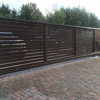"""Visų tipų tvoros ir vartai. Projektavimas, gamyba-montavimas / UAB """"Tvoras"""" / Darbų pavyzdys ID 598263"""