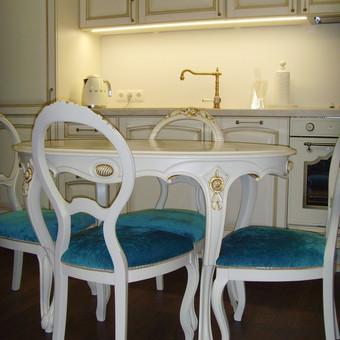 """Virtuvės baldai. Vonios baldai. Akmuo. UAB """"Forestė"""" / Dizainerė Audronė Baldai-Interjeras / Darbų pavyzdys ID 598453"""