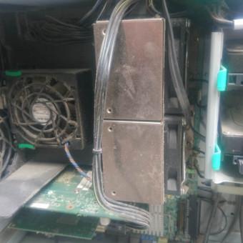 Dulkių valymas, termpastų ir termosilikonų keitimas būtina procedūra kiekvienam kompiuteriui :)