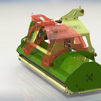 Braižymas Autocad, SolidWorks programomis. / Andrej / Darbų pavyzdys ID 600537