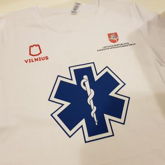 Reklamos gamyba / Užrašai ant marškinėlių / Verslo dovanos / Adversta / Darbų pavyzdys ID 601181