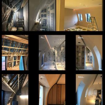 Apdailos ir montavimo darbai (Kaunas) / RKline - Construction / Darbų pavyzdys ID 601771