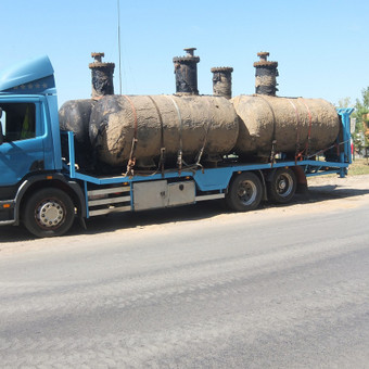 Krovinių gabenimas tech. pagalba iki 17t / Ignas Skučas / Darbų pavyzdys ID 602597