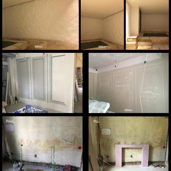 Apdailos ir montavimo darbai (Kaunas) / RKline - Construction / Darbų pavyzdys ID 602607