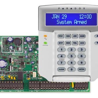"""Apsaugos sistemos namams, signalizacija ir montavimas / UAB """"Frankas"""" / Darbų pavyzdys ID 603177"""
