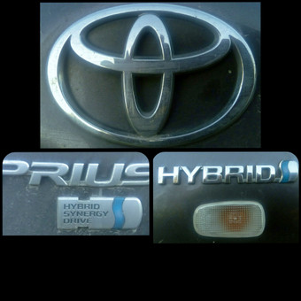 Toyota Prius nuoma
