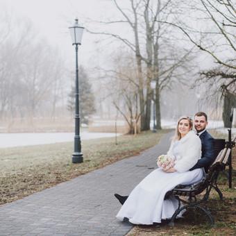 Vestuvių fotografas Klaipėdoje, bei visoje Lietuvoje. / Mantas / Darbų pavyzdys ID 603523