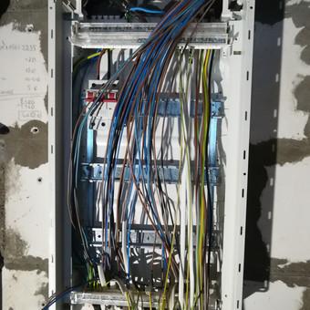 Elektrikas Vilniuje, Elektros darbai / Igoris / Darbų pavyzdys ID 603713