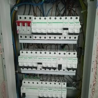 Elektrikas Vilniuje, Elektros darbai / Igoris / Darbų pavyzdys ID 603715