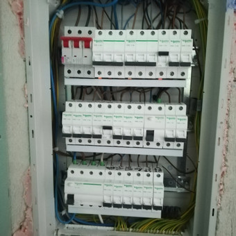 Elektrikas Vilniuje, Elektros darbai / Igoris / Darbų pavyzdys ID 603717