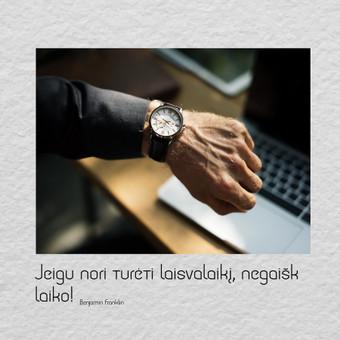 Taupyk laiką - samdyk virtualų asistentą!