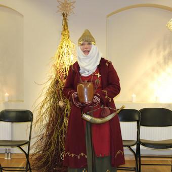 Renginių ir lietuviškų apeigų vedėja, atlikėja Skalsa Daiva / UAB Kruenta / Darbų pavyzdys ID 604213