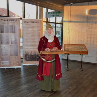 Renginių ir lietuviškų apeigų vedėja, atlikėja Skalsa Daiva / UAB Kruenta / Darbų pavyzdys ID 604215