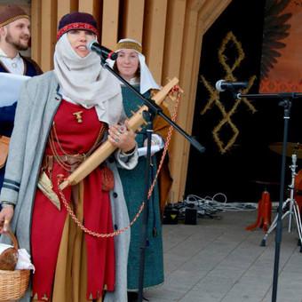 Renginių ir lietuviškų apeigų vedėja, atlikėja Skalsa Daiva / UAB Kruenta / Darbų pavyzdys ID 604463