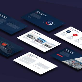Grafinis / Web / Mobile dizainas ir programavimas (UX/UI)! / Vilius Siugzdinis / Darbų pavyzdys ID 604479