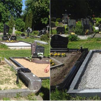 Kapų tvarkymas, priežiūra, restauravimas / Jonas Baršauskas / Darbų pavyzdys ID 605275