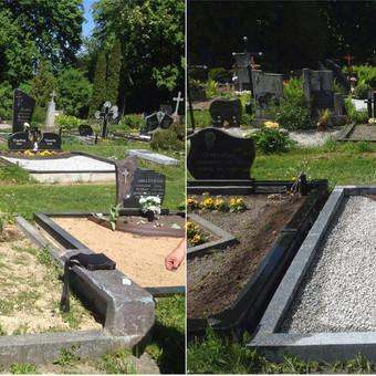 Kapų tvarkymas, priežiūra, restauravimas / Jonas Baršauskas / Darbų pavyzdys ID 605303