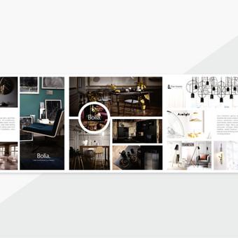 Grafikos dizaino specialistė | 10 metų patirtis / Ana / Darbų pavyzdys ID 605819