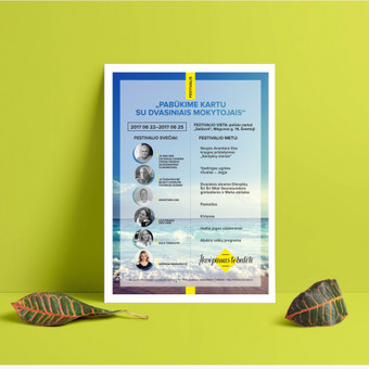 Grafikos dizaino specialistė | 10 metų patirtis / Ana / Darbų pavyzdys ID 605845