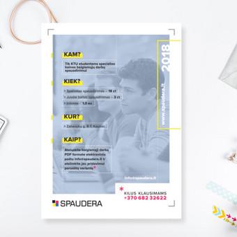 Grafikos dizaino specialistė | 10 metų patirtis / Ana / Darbų pavyzdys ID 605875