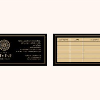 Grafikos dizaino specialistė | 10 metų patirtis / Ana / Darbų pavyzdys ID 605899