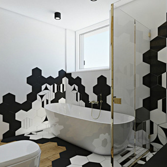 Udizainas - interjero dizainas / Ugnė Stasionė / Darbų pavyzdys ID 605933
