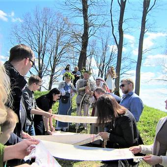 Renginių ir lietuviškų apeigų vedėja, atlikėja Skalsa Daiva / UAB Kruenta / Darbų pavyzdys ID 606131