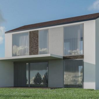 Gyvenamųjų namų projektavimas / Archisto / Darbų pavyzdys ID 606367