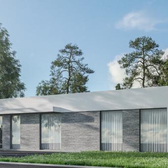 Gyvenamųjų namų projektavimas / Archisto / Darbų pavyzdys ID 606375